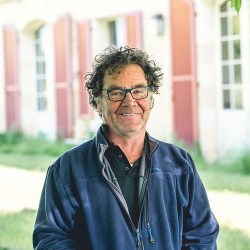Portrait Lionel De Mecquenem
