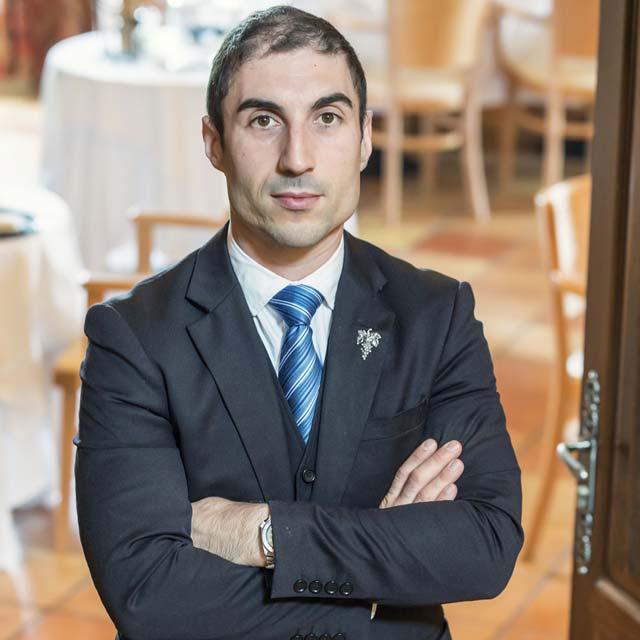 Portrait Giovanni Curcio