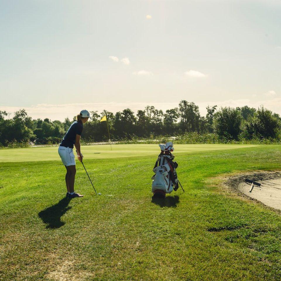 Golf Margaux - Emma Grechi
