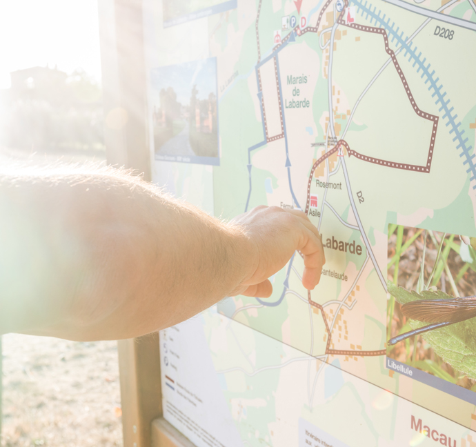 Cartes et plans pour explorer Nature & Estuaire