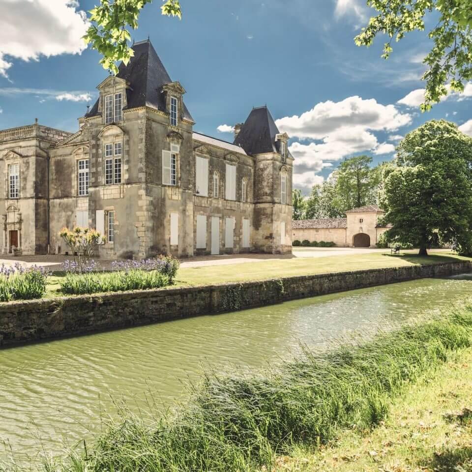 Château d'Issan - Douve