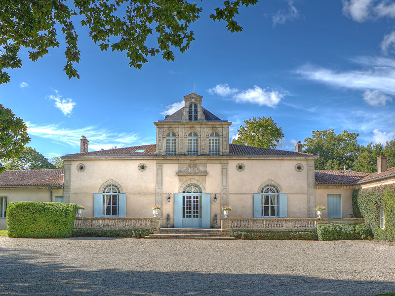 Château Siran, Labarde