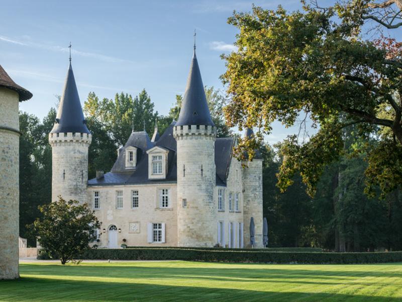 Les Jardins du Château d'Agassac